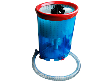 Beer Mug Washer(blue is diaphanous)
