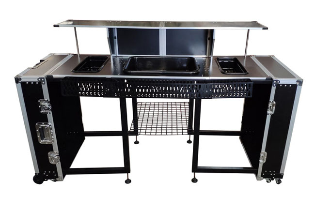 【WSOB-07-AAA-UPGRADE 】Portable Bar